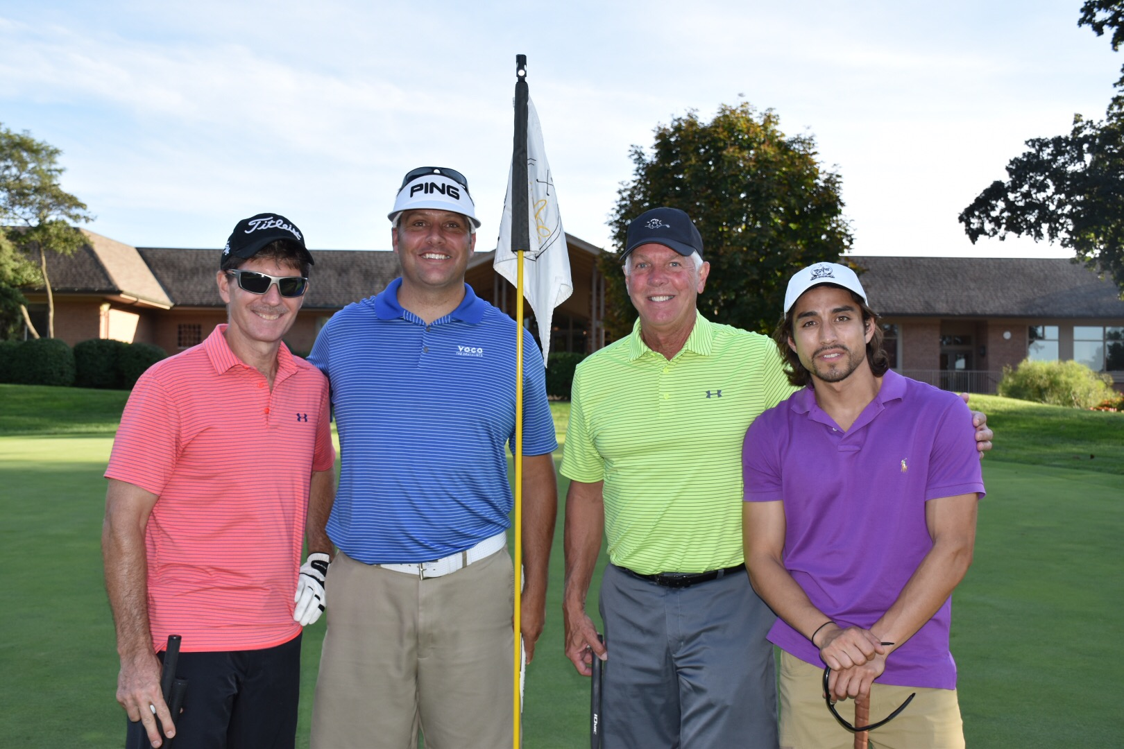 WCDS and FRVDS Golf Outing